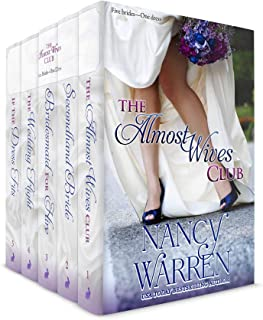 The Almost Wives Club Box Set: The Complete Series of romantic comedies, Books 1 to 5