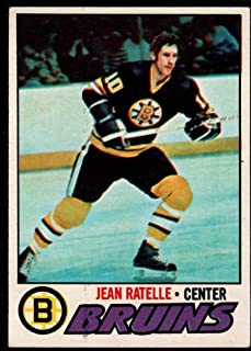 jean ratelle hockey card