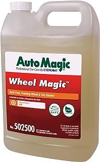 Auto Magic Wheel Magic Heavy Duty Wheel and Tire Cleaner - 1 Gallon