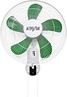 Hydrofarm Active Air ACF16 Wall Mount Fan, 16 Inch