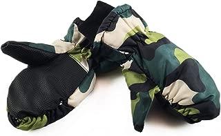 Baby Kids Thinsulate Winter Ski Snow Mittens Gloves for Baby Boy Girl (12M-24M)
