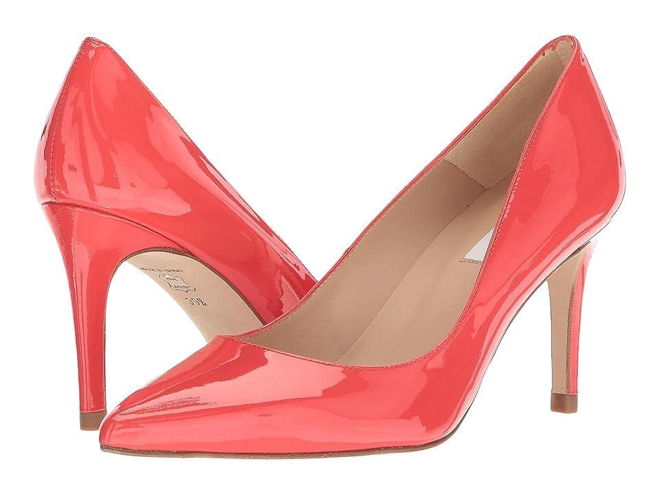 L.K. Bennett Floret (Geranium Patent) High Heels