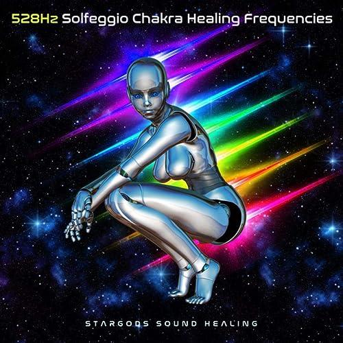 Throat Chakra Healing Meditation by stargods Sound Healing on Amazon