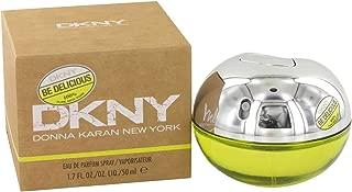 Dkny Be Delicious Perfume by Donna Karan for Women. Eau De Parfum Spray 1.7 Oz / 50 Ml.