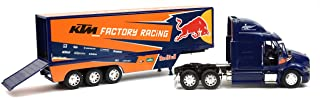 New-Ray Toys 1:32 Red Bull KTM Transporter Truck