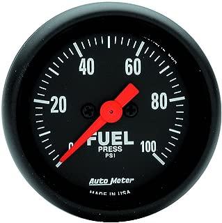Auto Meter 4815 Carbon Fiber Electric Fuel Level Gauge