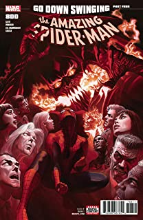 Amazing Spider-man (2015) #800 VF/NM Alex Ross Regular Cover