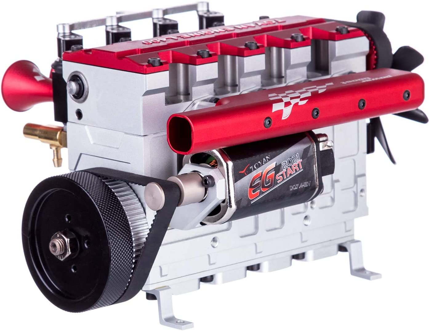HMANE 14cc Inline Four-Cylinder Engine TO Kits Gifts Adults Model for Max 67% OFF