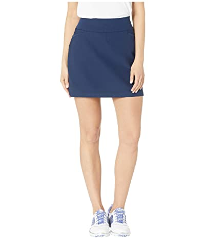 adidas Golf Adistar Pull On 16 Skort (Night Indigo) Women