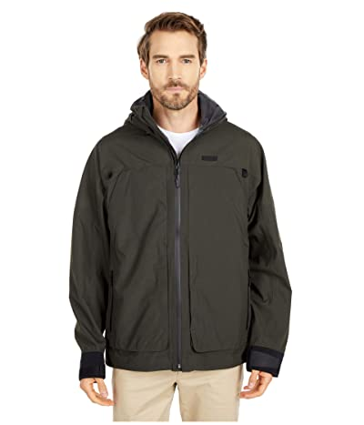 Filson Skagit Rain Jacket (Peat) Men