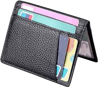 Slim Card Wallet | Bifold Card Case | Front Pocket Wallet | Minimalist Credit Card Holder