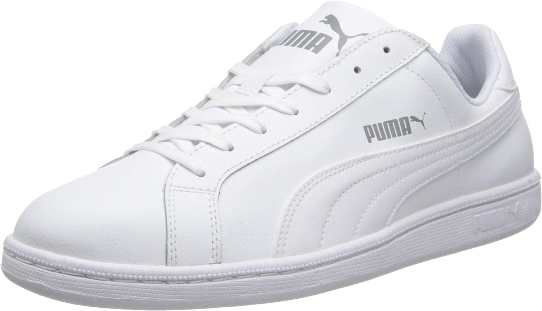Puma Men's Smash Leather Classic Sneaker
