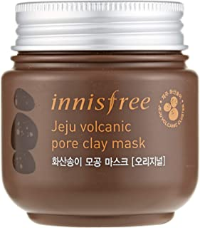 Best Innisfree Jeju Volcanic Pore Clay Mask, 3.38 Ounce Review