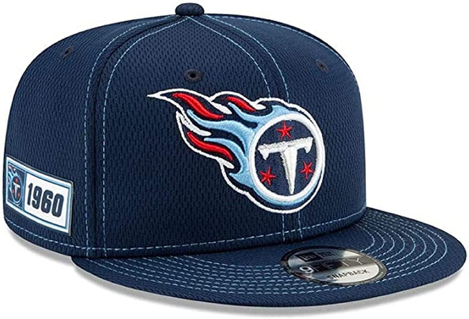 New Era Authentic Exclusive Titans Don't miss the campaign Adju 9Fifty Snapback Tenessee Same day shipping