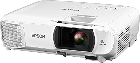 Epson Home Cinema 1060 Full HD 1080p 3,100 Lumens Color Brightness (Color Light Output) 3,100 Lumens White Brightness (Whi...