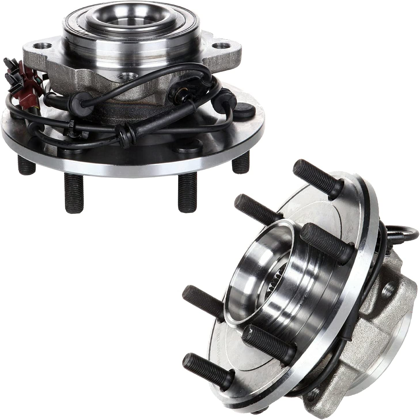 Detroit Axle - Rear Wheel for Cash special price Hub Assembly Replacement Bearing 5 popular