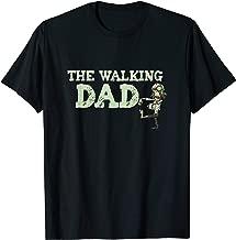 Mens Funny Halloween The Walking Dad Zombie T-Shirt T-Shirt