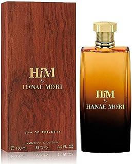 Hanae Mori Him for Men, 100 ml - EDT Spray