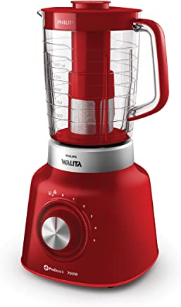 Liquidificador Walita Viva Problend 6, Philips Vermelho, 220V