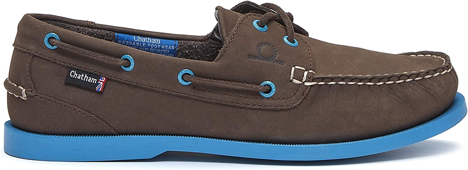 Recommended Chatham Men's Superior Compass Ii G2 Boat Shoe