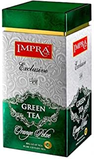 Impra Exclusive Green Tea Big Leaf Orange Pekoe 200g