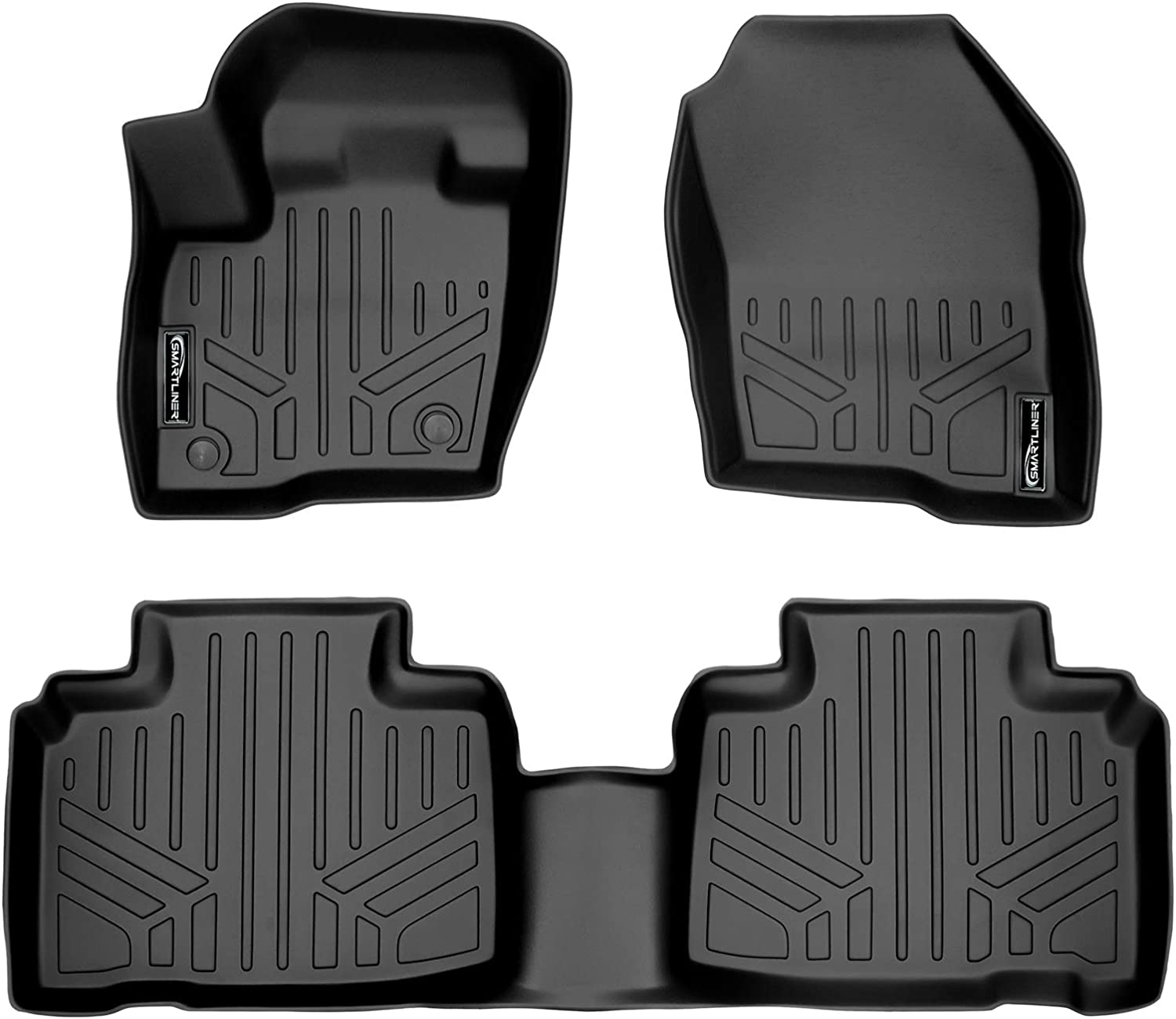 MAXLINER Custom Fit 2 Row Floor Mat 2015-20 Our shop OFFers the best service Liners Special sale item Black Set for