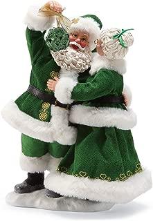Department 56 Holiday Santa Figurine, Multicolor