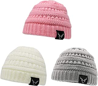 Best warm baby girl hats Reviews