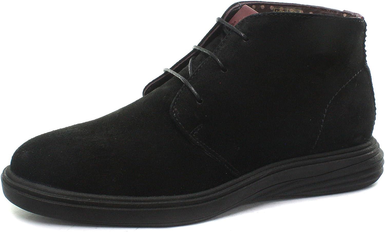 London Brogues Maxwell Mens Chukka Boots