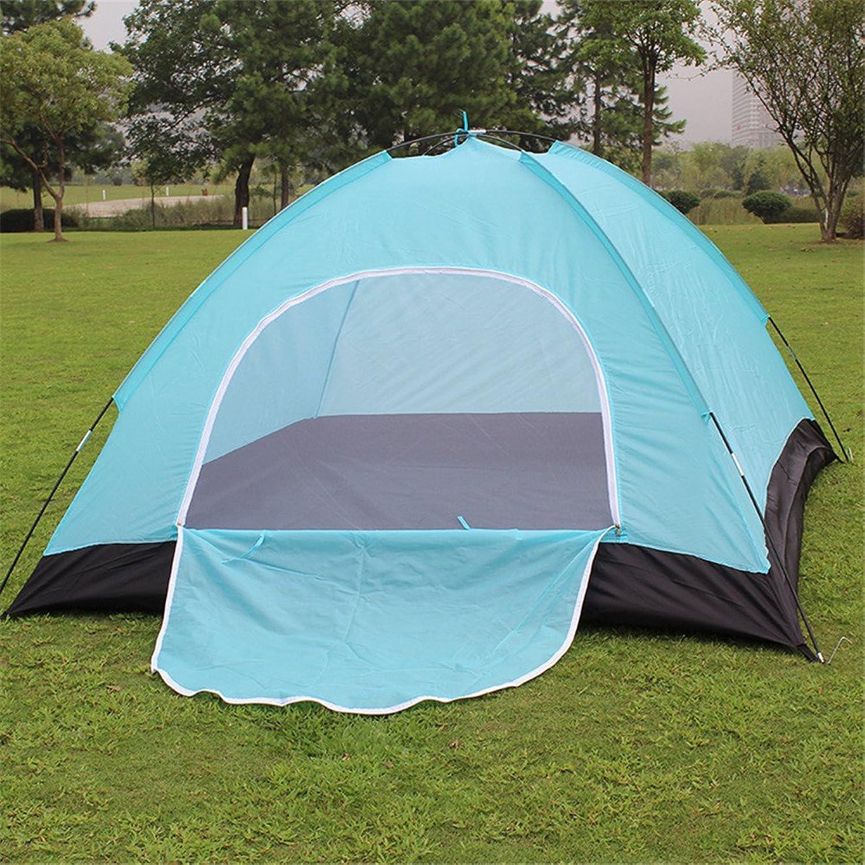 MONEYY Outdoor Zelt Camping Zelt Alpine Buchung Doppelzimmer Camping Outdoor Regen Zelt 240  (210  80  150cm) B074TGPHMS  Zuverlässige Qualität