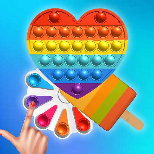 Fidget Toys Bubble Pop it Trade 3D …