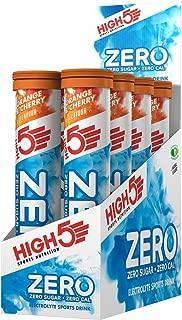 Zero 8 x 20 Tabs Orange & Cherry