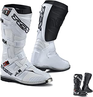 TCX 9632 Pro 1.1 Evo Men's Street Motorcycle Boots - White Eu 43/ Us 9