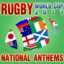 Rugby World Cup National Anthems (2011)