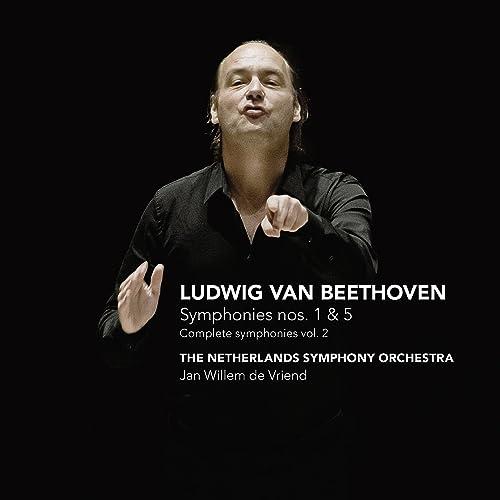 Beethoven: Symponies nos. 1&5 - Complete symphonies vol. 2