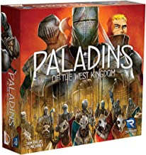 Paladins of The West Kingdom Strategy Board Game, 1-4 Players, Ages 12 and Up, 90-120 Min Play Time, Most Victory Points W...