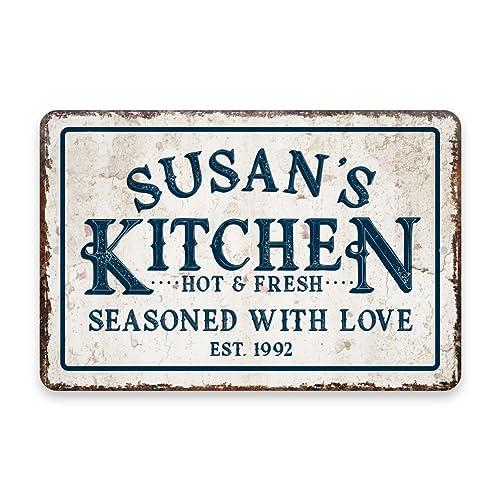 Vintage Kitchen Signs: Amazon.com
