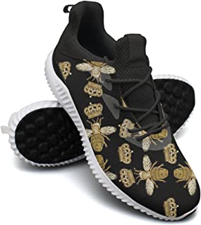 Tribal Owls Night Women/'s Casual Sneakers Slip-On Slip News Trainers