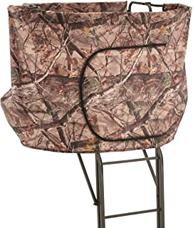 two person tree stand blind