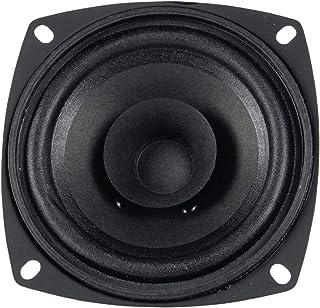Visaton VS-FR10/8 - Altavoces (Alámbrico, 30 W, 80-20000 Hz, 8 Ω, Negro)