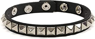 Studded Armband Armlet Fetish Queen Cosplay Punk Goth Rock Style 2 Sizes