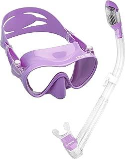 Cressi Buceo Snorkel Gafas máscara Snorkel Set