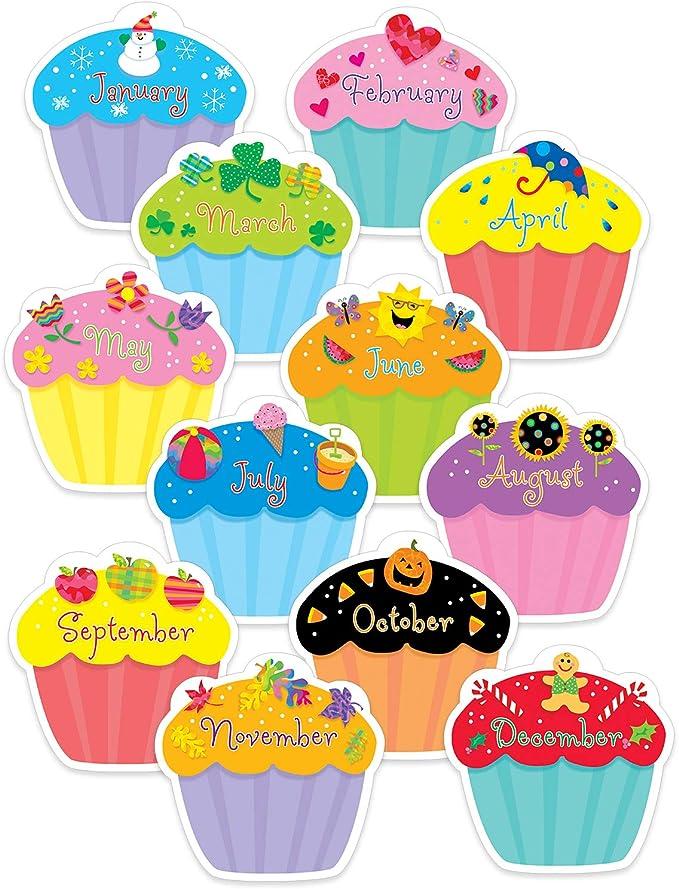 * 10x Cupcake Blank DYI wooden Craft Paint Decorating Cupcake Hanging X86
