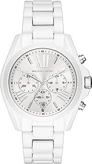 Michael Kors Women's Quartz Watch, chronograph Display and Stainless Steel Strap MK6585