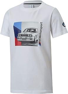 Puma Unisex-Child Regular Fit T-Shirt
