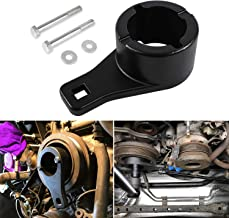 Sunluway for Lexus and Toyota Harmonic Damper Pulley Holding Tool Crankshaft Crank Holder RemovalWrench Tool