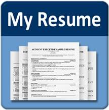 My Resume Builder,CV Free Jobs