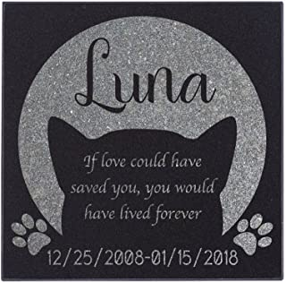 Best cat pet memorials Reviews