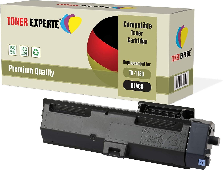 Toner Experte Premium Toner Kompatibel Zu Tk 1150 Tk1150 Für Kyocera Ecosys M2135dn P2235dn P2235dw P2235d M2635dn M2735dw Bürobedarf Schreibwaren