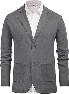 PJ PAUL JONES Mens Cardigan Sweater Cardigan Blazer Shawl Collar Cardigan Jacket